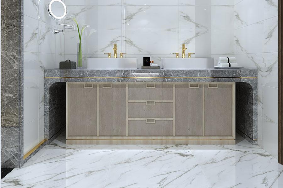 Varenna Carrara 75x75